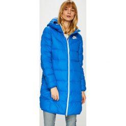 Nike Sportswear - Kurtka puchowa Windrunner. Niebieskie kurtki damskie Nike Sportswear, z materiału. Za 599.90 zł.