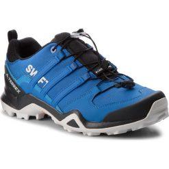 Buty adidas - Terrex Swift R2 AC7981 Blubea/Blubea/Blubea. Niebieskie trekkingi męskie Adidas, z materiału. W wyprzedaży za 359.00 zł.