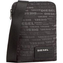 Saszetka DIESEL - F-Discover X04815 PR027 H5839. Czarne saszetki męskie Diesel, z materiału, młodzieżowe. Za 229.00 zł.