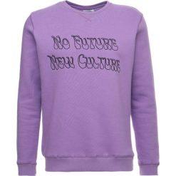 Soulland SOLLEZZO EMBROIDERY Bluza violet. Kardigany męskie Soulland, z bawełny. W wyprzedaży za 432.65 zł.
