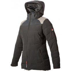 Northfinder Meddison Black M. Czarne kurtki sportowe damskie Northfinder, z puchu. W wyprzedaży za 265.00 zł.