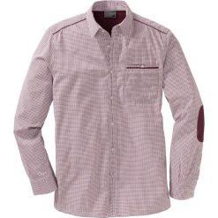 Koszula ludowa Regular Fit bonprix czerwony klonowy - biały w kratę. Koszule męskie marki Giacomo Conti. Za 37.99 zł.