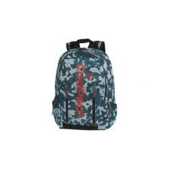 Plecak Młodzieżowy Coolpack Impact Green. Zielona torby i plecaki dziecięce CoolPack, z materiału. Za 105.90 zł.