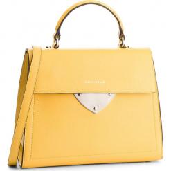 Torebka COCCINELLE - C05 B14 E1 C05 18 03 01 Spark J00. Żółte torebki do ręki damskie Coccinelle, ze skóry. Za 1,399.90 zł.