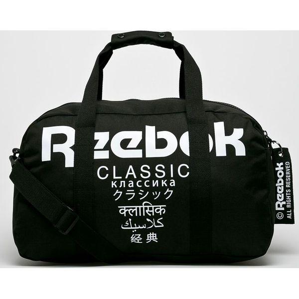 2c496e422e810 Reebok Classic - Torba - Torby sportowe męskie marki Reebok Classic. W  wyprzedaży za 169.90 zł. - Torby sportowe męskie - Torby męskie - Akcesoria  męskie ...