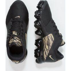 Nike Performance AIR VAPORMAX Obuwie do biegania treningowe black/khaki/velvet brown. Buty sportowe chłopięce Nike Performance, z materiału. Za 609.00 zł.