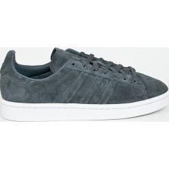 Adidas Originals - Buty Campus Stitch. Szare obuwie sportowe damskie adidas Originals, z materiału. W wyprzedaży za 399.90 zł.