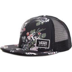 Czapka z daszkiem VANS - Beach Bound Tru VN0A31SIEA1 Chambray Floral. Czarne czapki i kapelusze damskie Vans, z materiału. Za 99.00 zł.