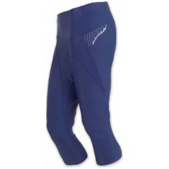 Sensor Damskie Spodnie Rowerowe Z Nogawkami 3/4 Cyklo Race Blue. Niebieskie spodnie sportowe damskie Sensor, z materiału. Za 167.00 zł.