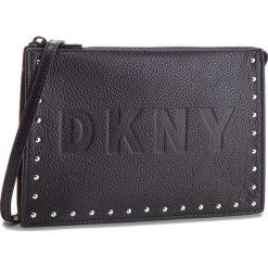Torebka DKNY - R83EN796  Bbl-Blk/Black. Czarne listonoszki damskie DKNY, ze skóry. Za 719.00 zł.