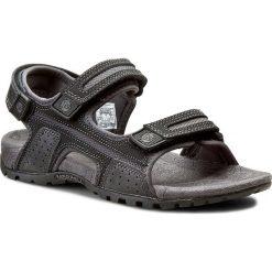 Sandały MERRELL - Sandspur Oak J276754C Black/Granite. Czarne sandały męskie Merrell, z materiału. W wyprzedaży za 189.00 zł.