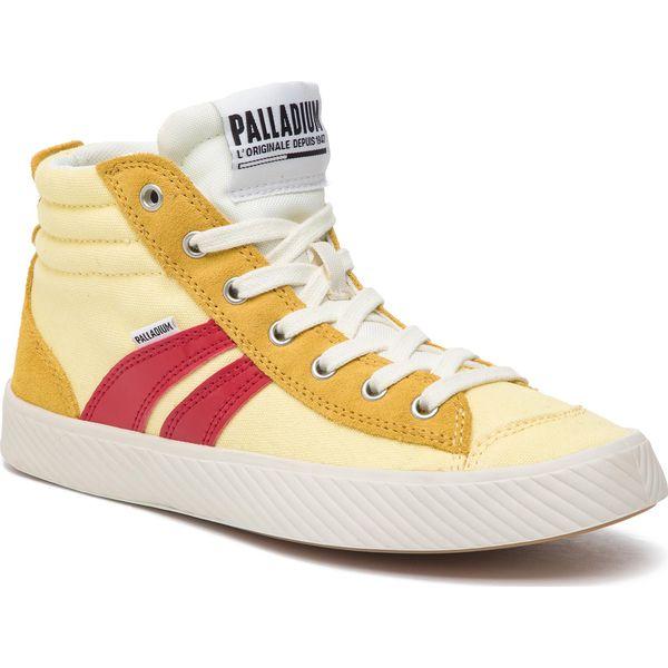 26c283d75e6b1 Sneakersy PALLADIUM - Pallaphoenix Cuff Rto 96191-740-M Pop Corn ...