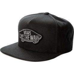Czapka z daszkiem VANS - Classic Patch S VN000TLSBLK Black. Czarne czapki i kapelusze męskie Vans. Za 99.00 zł.