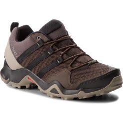 Buty adidas -  Terrex AX2R GTX GORE-TEX CM7716 Nbrown/Cblack/Sbrown. Brązowe buty sportowe męskie Adidas, z gore-texu. W wyprzedaży za 349.00 zł.