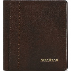 Strellson - Portfel skórzany. Brązowe portfele męskie Strellson, z materiału. Za 169.90 zł.