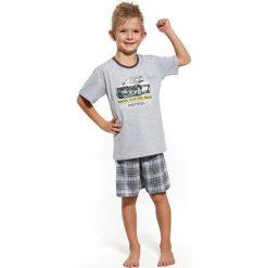 Piżama Kids Boy 789/60 Patrol szara r. 104. Szare bielizna dla chłopców Cornette. Za 48.20 zł.