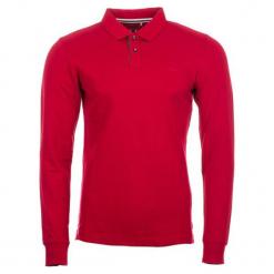 S.Oliver Koszulka Polo Męska L Czerwona. Czerwone koszulki polo męskie S.Oliver, z długim rękawem. Za 119.00 zł.