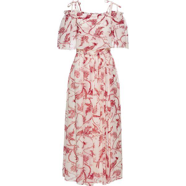c870f697 Długa sukienka z dekoltem