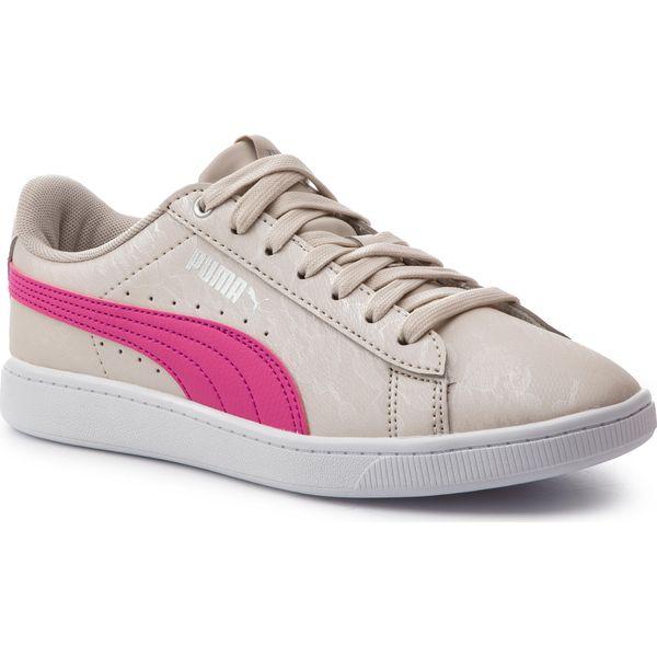 Sneakersy PUMA Vikky V2 Summer Pack 369113 01 Silver GrayF PurpleSilver