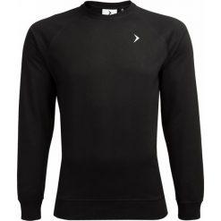Bluza męska BLM600 - głęboka czerń - Outhorn. Czarne bluzy męskie Outhorn. Za 79.99 zł.