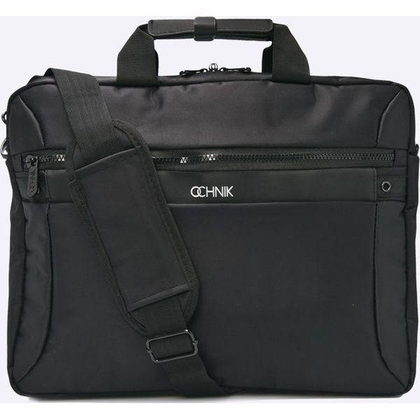 de0d47530682d Ochnik - Torba - Torby na laptopa męskie marki Ochnik, w paski, z  materiału. W wyprzedaży za 99.90 zł. - Torby na laptopa męskie - Torby  męskie - Akcesoria ...