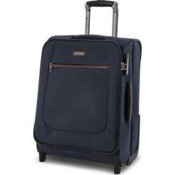 Mała Materiałowa Walizka PUCCINI - EM50405 C 7 Blue. Niebieskie walizki damskie Puccini, z materiału. W wyprzedaży za 179.00 zł.