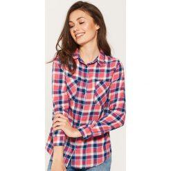 Koszula w kratę - Różowy. Koszule damskie marki SOLOGNAC. W wyprzedaży za 29.99 zł.