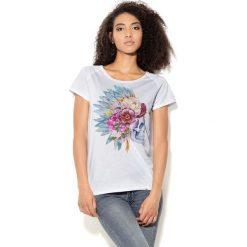 Colour Pleasure Koszulka CP-034 229 biała r. XL/XXL. Bluzki damskie marki Colour Pleasure. Za 70.35 zł.