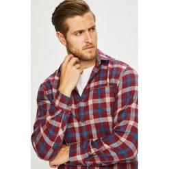 S. Oliver - Koszula. Brązowe koszule męskie S.Oliver, z długim rękawem. W wyprzedaży za 139.90 zł.