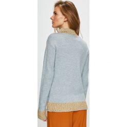 Trussardi Jeans - Sweter. Swetry damskie TRUSSARDI JEANS, z dzianiny. W wyprzedaży za 399.90 zł.