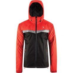 Kurtka narciarska w kolorze czerwonym. Czerwone kurtki męskie Outhorn. W wyprzedaży za 159.95 zł.