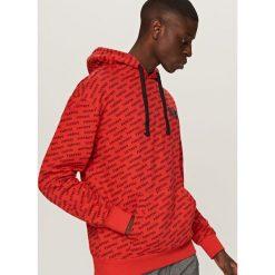 Bluza z kapturem - Czerwony. Czerwone bluzy dla chłopców Reserved. Za 119.99 zł.