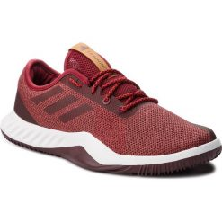 Buty adidas - CrazyTrain Lt M DA8691 Hirere/Nobmar/Rewdes. Czerwone buty sportowe męskie Adidas, z materiału. W wyprzedaży za 249.00 zł.