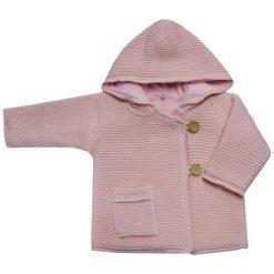 EKO Sweter Dziewczęcy Z Guzikami 104 Jasnoróżowy. Swetry dla dziewczynek marki bonprix. Za 101.00 zł.