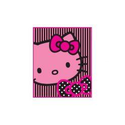 Hello Kitty Kiti Koc Kocyk Pled Narzuta  120x150. Różowe kocyki dla dzieci Świat Bajek. Za 47.91 zł.