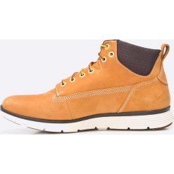Timberland - Buty Kilington Chukka. Pomarańczowe buty sportowe męskie Timberland, z materiału. Za 599.90 zł.