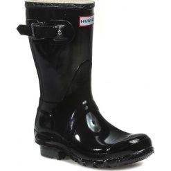 Kalosze HUNTER - Original Gloss Short WFS1000RGL Black. Kozaki damskie marki Roberto. W wyprzedaży za 359.00 zł.