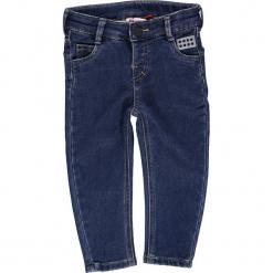 """Dżinsy """"Penn 703"""" w kolorze niebieskim. Zielone jeansy dla chłopców marki Lego Wear Fashion, z bawełny, z długim rękawem. W wyprzedaży za 85.95 zł."""