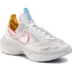 Wyprzedaż białe obuwie damskie Nike, bez obcasa, na