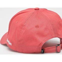 True Spin - Czapka True Love. Szare czapki i kapelusze damskie True Spin, z bawełny. W wyprzedaży za 49.90 zł.