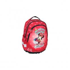 Plecak 3-komorowy ergonomiczny Minnie. Torby i plecaki dziecięce marki Tuloko. Za 188.99 zł.