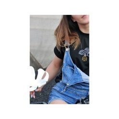 T-shirt GLONOJAD. Czarne t-shirty damskie Vada. Za 129.00 zł.