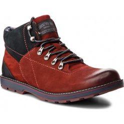 Trapery LASOCKI FOR MEN - MI07-A355-A206-01BIG Czerwony. Czerwone śniegowce i trapery męskie Lasocki For Men, z materiału. Za 229.99 zł.