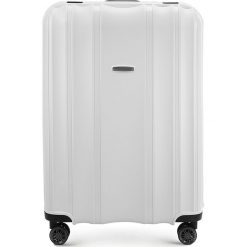 Walizka duża 56-3T-733-88. Szare walizki damskie Wittchen. Za 279.00 zł.