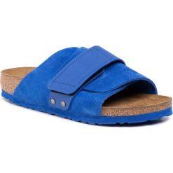 Klapki BIRKENSTOCK Arizona 1005296 Dress Blue Niebieskie