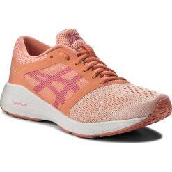 Buty ASICS - RoadHawk FF T7D7N Begonia Pink/Pink Glo/White. Czerwone obuwie sportowe damskie Asics, z materiału. W wyprzedaży za 319.00 zł.