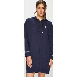Lauren Ralph Lauren - Piżama. Czarne piżamy damskie Lauren Ralph Lauren, z bawełny. Za 339.90 zł.