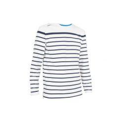 Koszulka długi rękaw ADV 100. Białe bluzki z długim rękawem męskie TRIBORD. Za 79.99 zł.