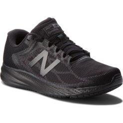 Buty NEW BALANCE - W490LB6 Czarny. Czarne obuwie sportowe damskie New Balance, z materiału. W wyprzedaży za 209.00 zł.