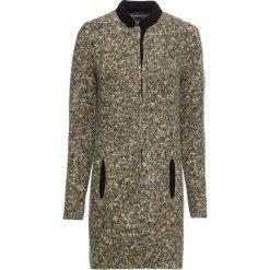 Sweter rozpinany bonprix czarno-kolorowy. Kardigany damskie marki bonprix. Za 99.99 zł.